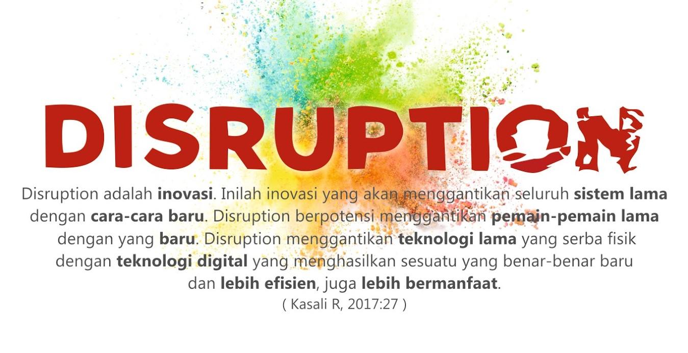 Disruption. Gambar: http://emje-20.blogspot.com/2018/01/disrupsi-pendidikan-bagian-2.html