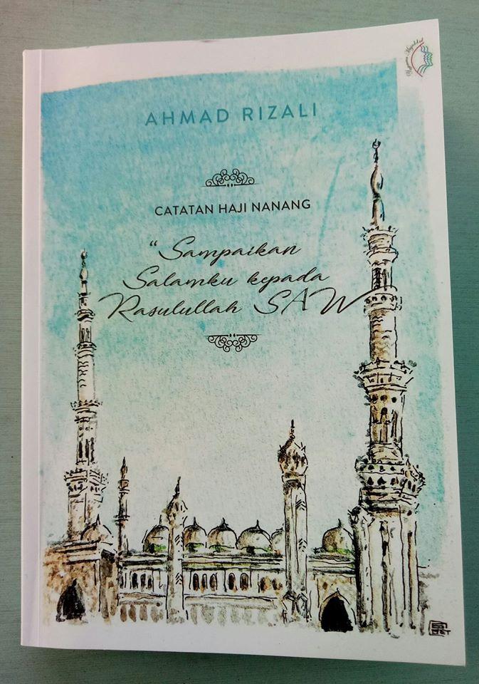 Buku Catatan Haji Nanang. Sumber: dok. pribadi
