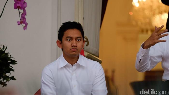 CEO Ruangguru Adamas Belva Devara. Foto: Andhika Prasetya/detikcom